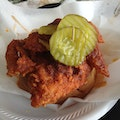 Prince's Hot Chicken Shack Nashville Tennessee United States