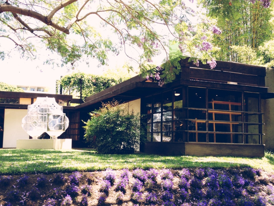 Architectural gem in Weho West Hollywood California United States