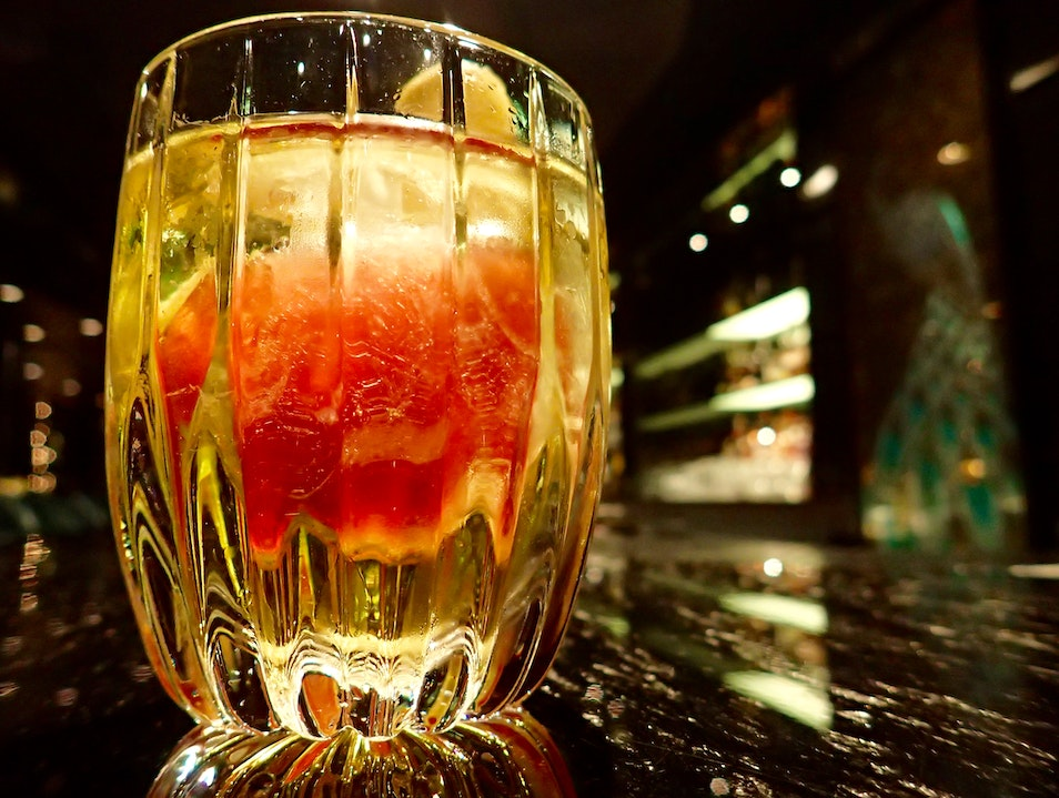 Try an 'Inception Negroni' Vancouver  Canada