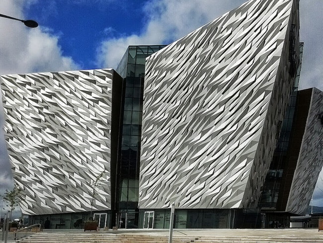 Exploring the Titanic Belfast Museum
