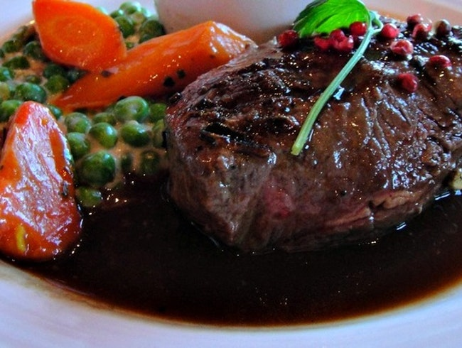 Customize Your Steak at Copper Falls Steakhouse