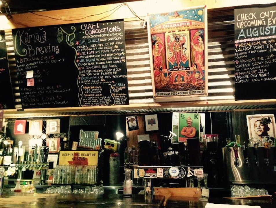Whip In – South Asian Food Meets South Austin Moods Austin Texas United States