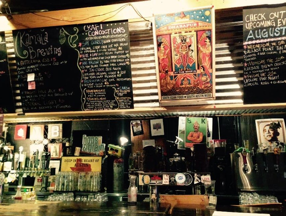 Whip In – South Asian Food Meets South Austin Moods