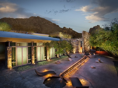 The Sanctuary: Camelback Mountain Resort and Spa Scottsdale Arizona United States