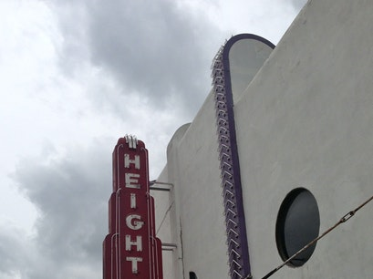 Heights Theater Events Venue Houston Texas United States