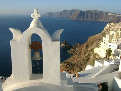 Santorini Thera  Greece
