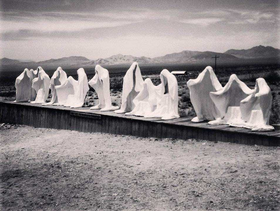 Ghosts of Death Valley Beatty Nevada United States