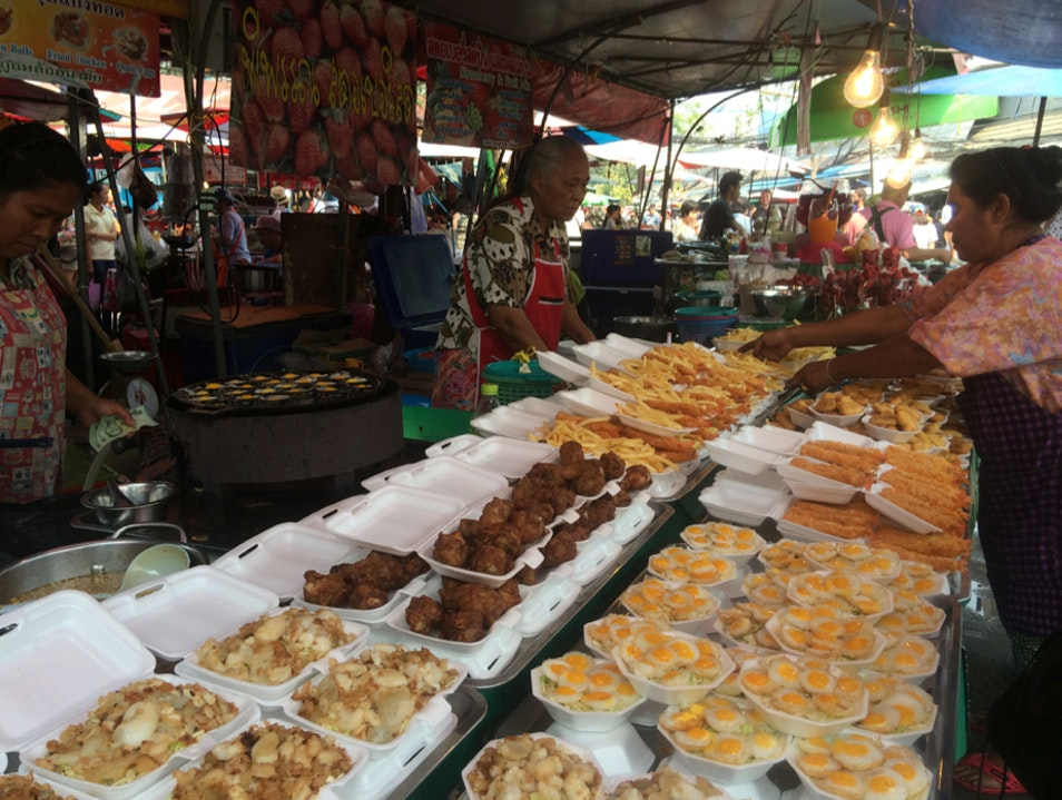 Everything Imaginable at Chatuchak Weekend Market Bangkok  Thailand