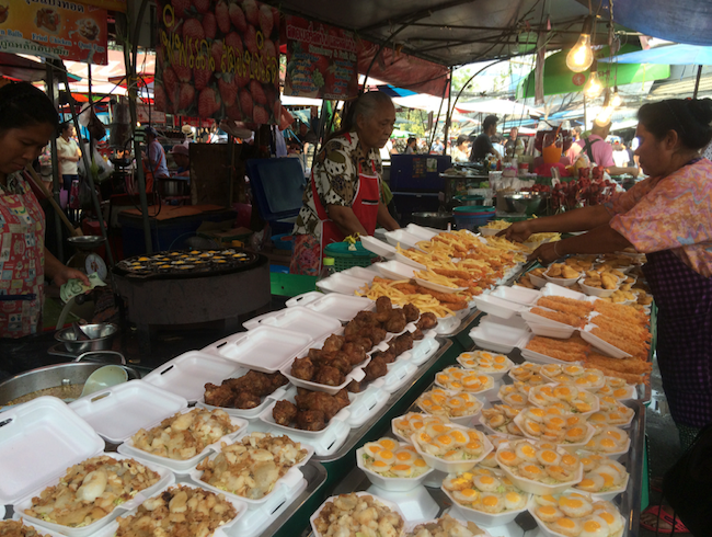 Everything Imaginable at Chatuchak Weekend Market