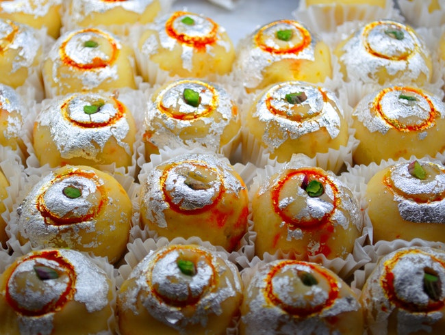Visit the Oldest Sweet Shop in India