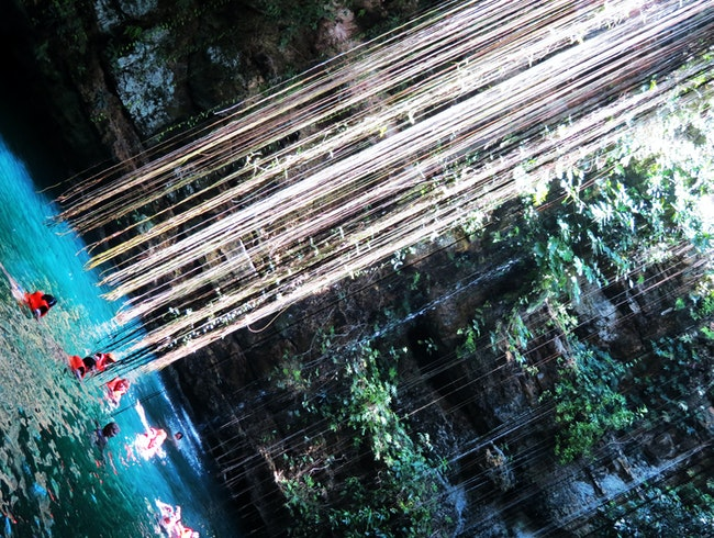 Facing Fear at Ik-Kil