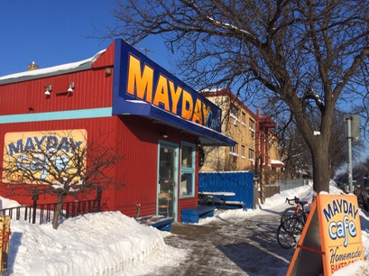 May Day Cafe Minneapolis Minnesota United States