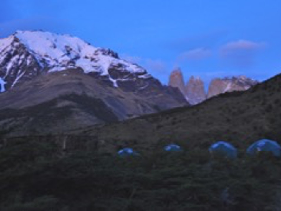 EcoCamp Torres del Paine  Chile
