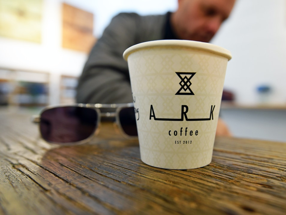 Ark Coffee Company Auckland  New Zealand