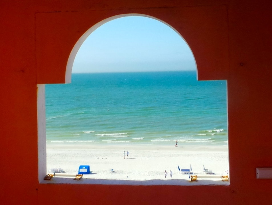 Experience Paradise at the Pink Palace on St. Pete Beach St. Pete Beach Florida United States