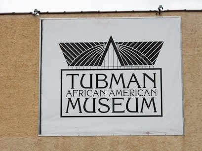Tubman African American Museum Macon Georgia United States