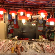 Sheung Wan Market And Cooked Food Centre
