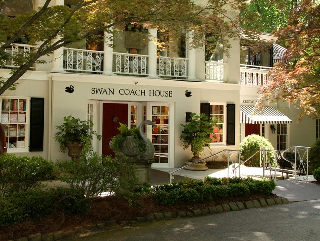 Atlanta's Headquarters for Ladies Who Lunch