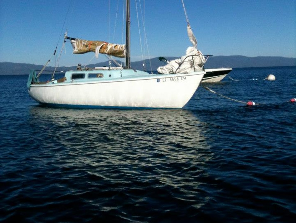 Get out on a boat Tahoe City California United States