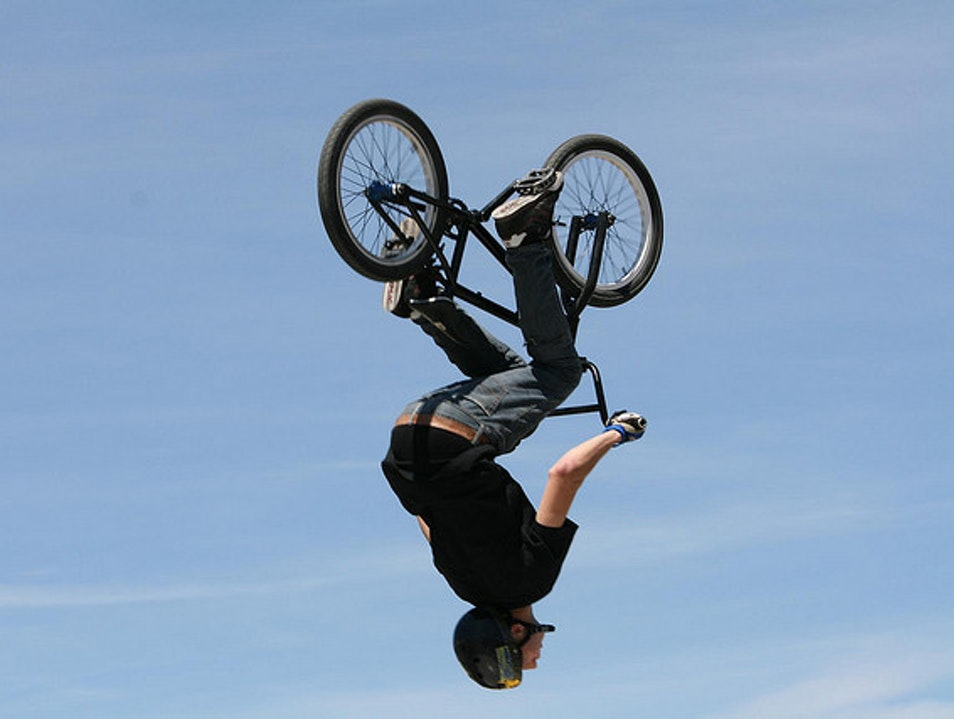 BMX Biking Cape Coral Florida United States