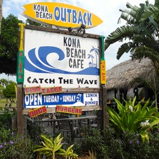 Kona Beach Cafe