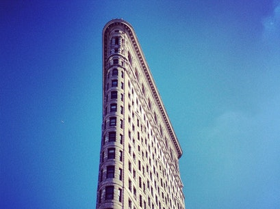Flatiron Building New York New York United States