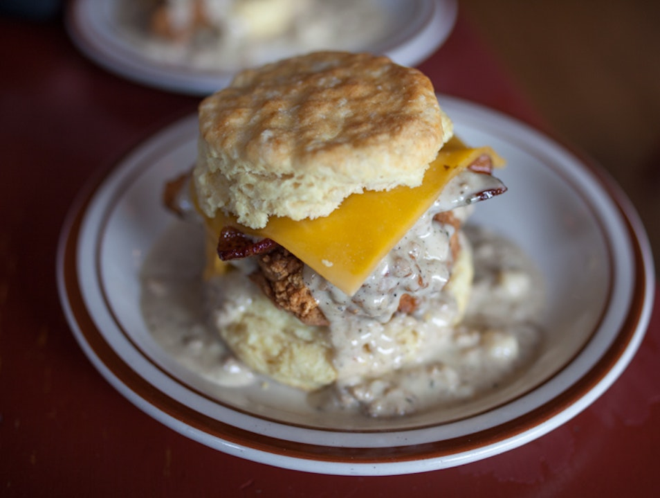 Pine State Biscuit: Southern Food at Its Best Portland Oregon United States