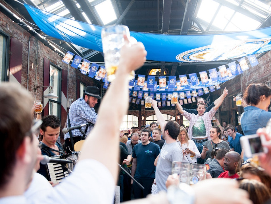Radegast Hall & Biergarten New York New York United States