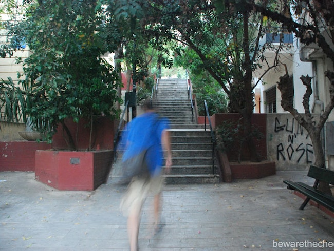 Athens Tips Part 11 - Walking