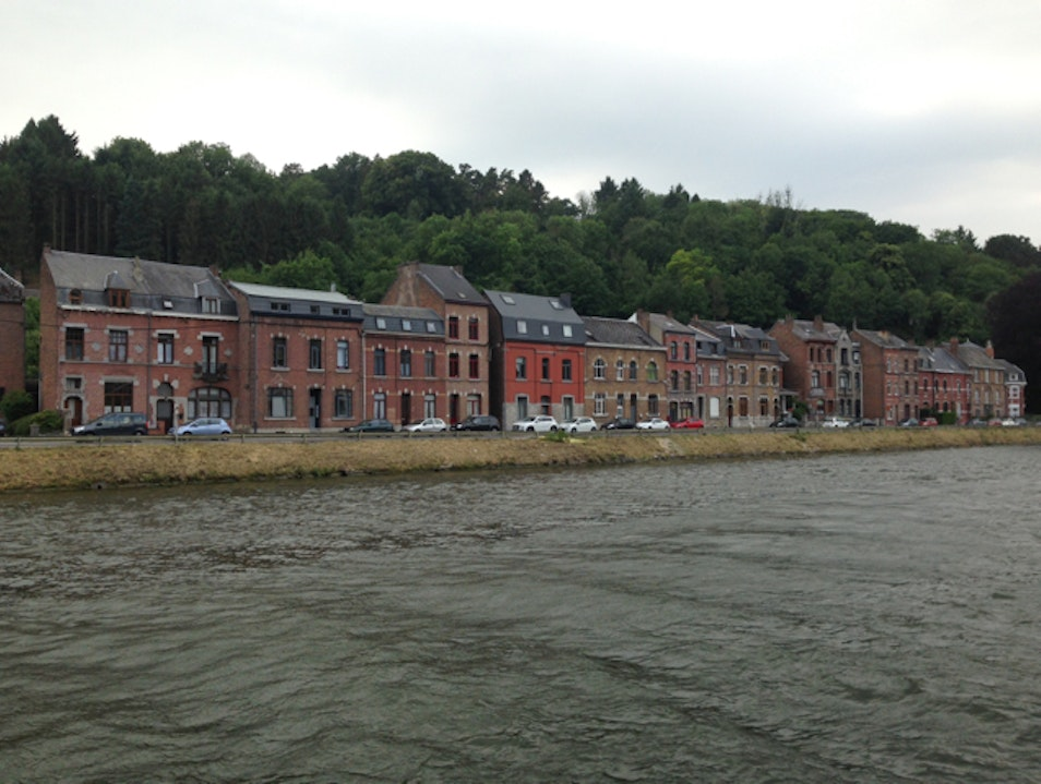 Boat Tour in Dinant