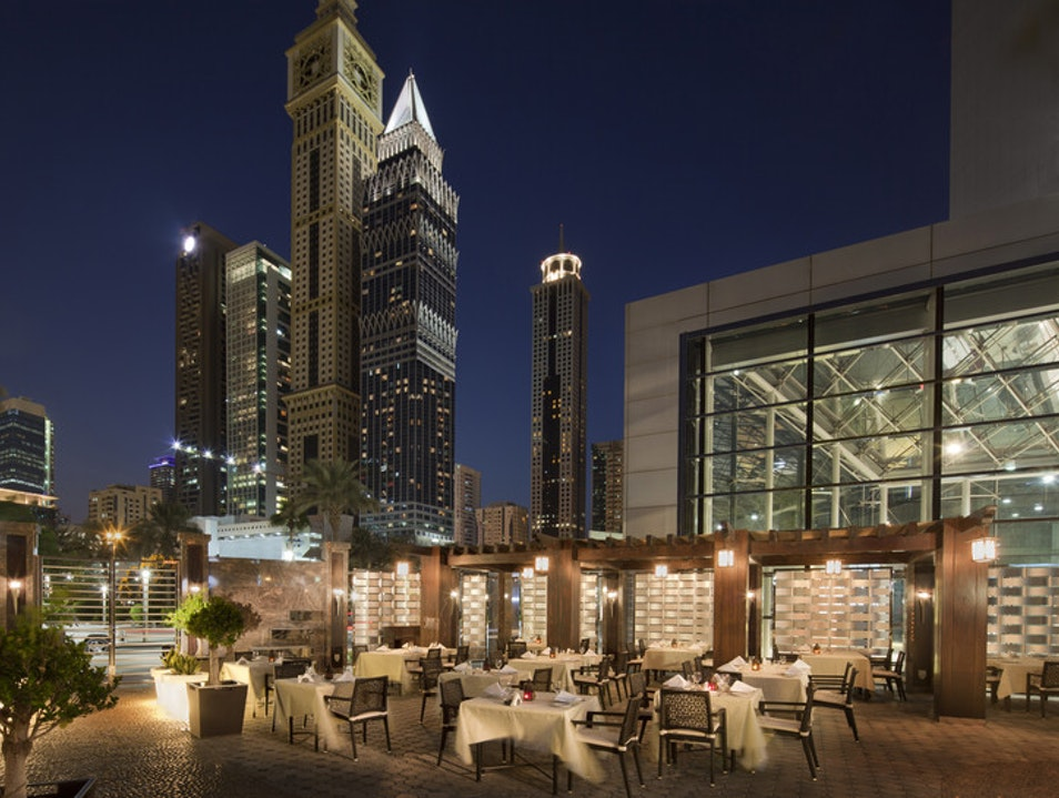 Feast on Fine Lebanese Cuisine with Dubai's High-Flyers  دبي  United Arab Emirates