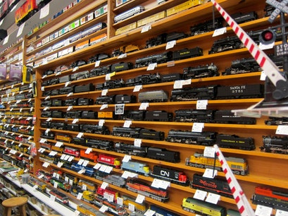 America's Best Train, Toy & Hobby Shop Itasca Illinois United States