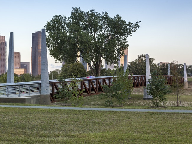 Roam in Buffalo Bayou