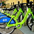 Nice Ride Station Minneapolis Minnesota United States