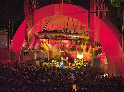 Hollywood Bowl Hacienda Heights California United States
