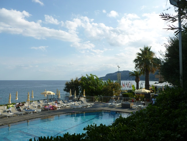 Relaxing Beach Getaway in Taormina