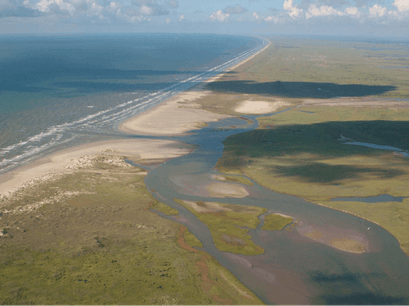 Matagorda Island State Park Winters Texas United States