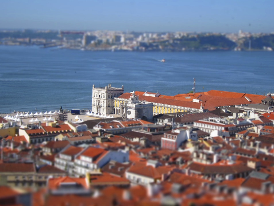 Go to Lisbon. That's all you need to know. Go to Lisbon. Lisbon  Portugal