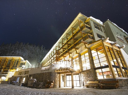 Sunshine Mountain Lodge Banff  Canada