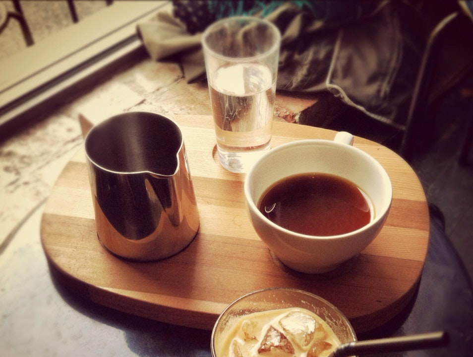 """Amazing Coffee Experience from Norway's """"King of Coffee!"""""""