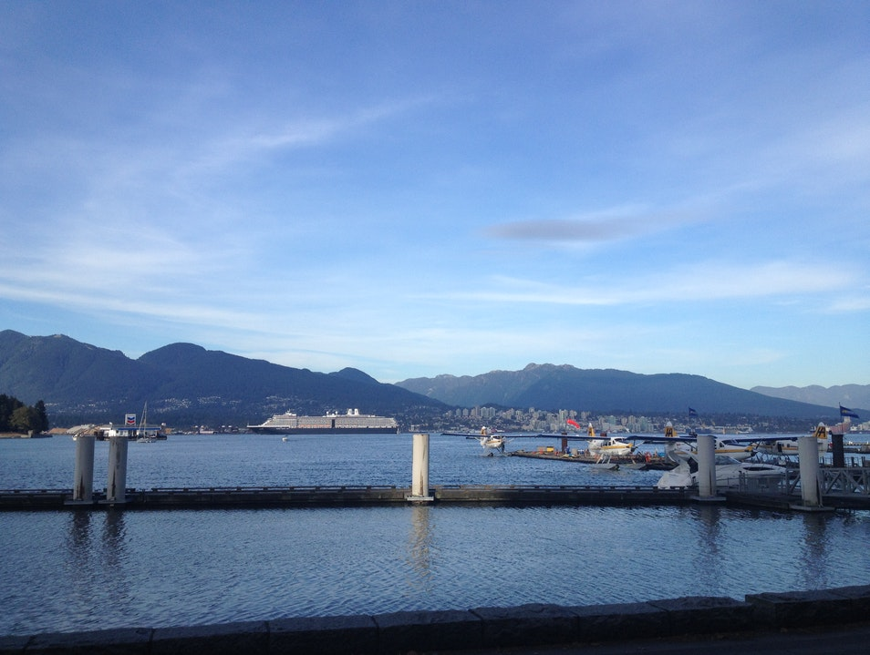 Walk the Vancouver Seawall Vancouver  Canada