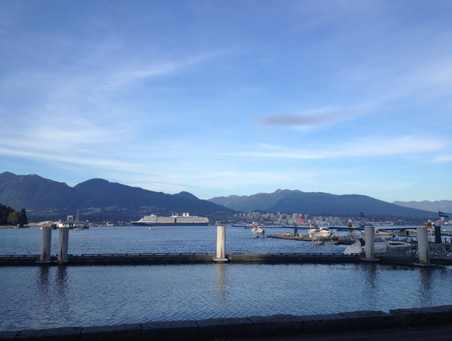 Walk the Vancouver Seawall
