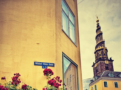 Church of Our Saviour Copenhagen  Denmark