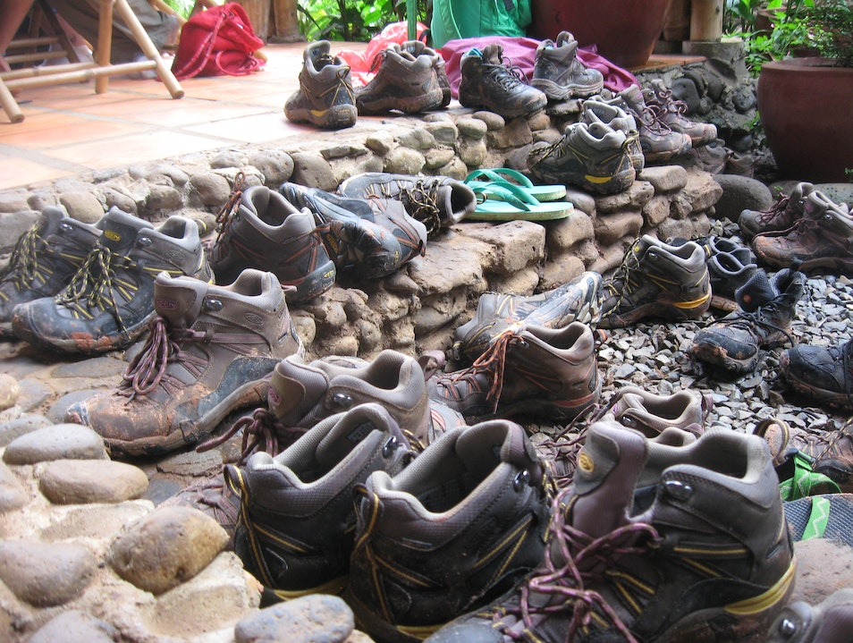 2011 Keen Hiking Boot Donation