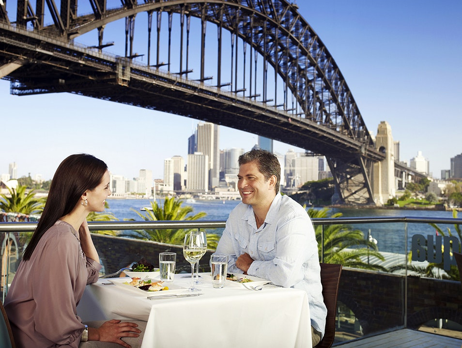 Dining by the Sea Sydney  Australia