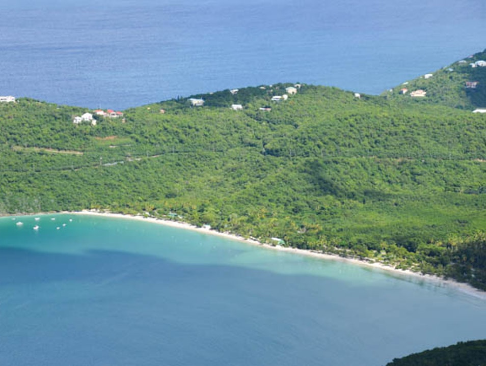 One of the World's Best Beaches Northside  United States Virgin Islands