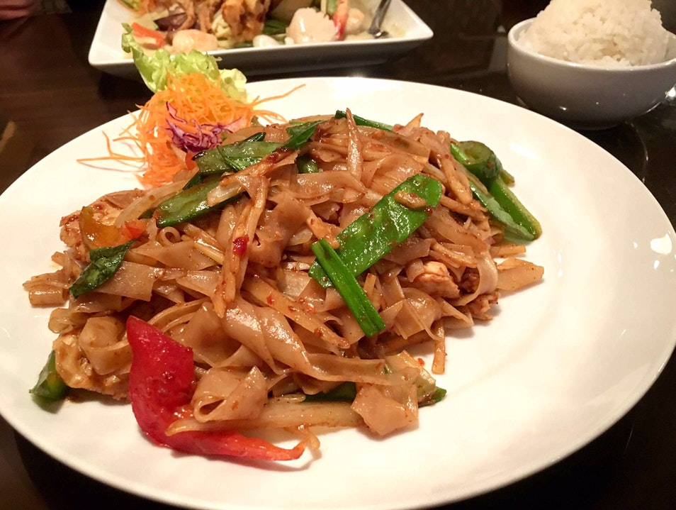The Place for Thai in Naples