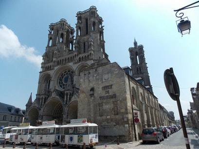 Laon Cathedral Laon  France