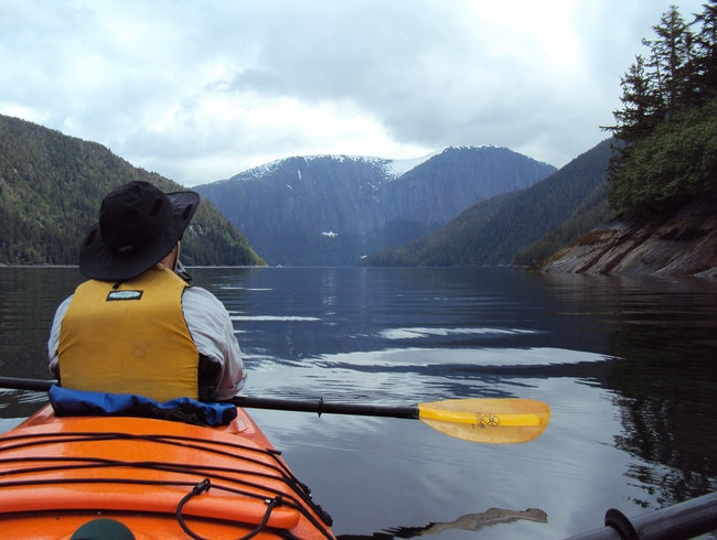 6-Day Kayaking Adventure In Misty Fjords, Alaska