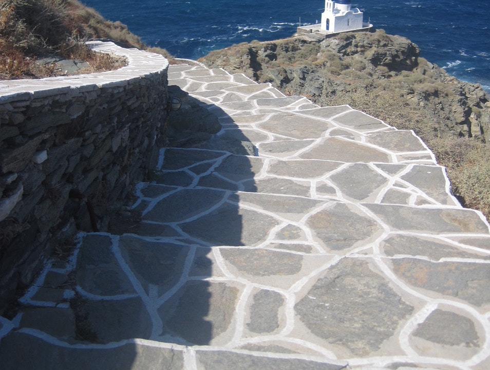 Best Find on Sifnos, Greece?  Kastro  Greece